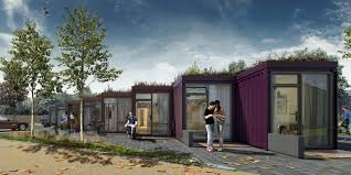 100 Homes Shipping Containers The UKs Solution For Affordable Housing