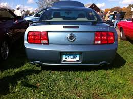 Vanity plate ideas Ford Mustang Forum