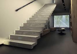escalier design beton escaliers en classiques ou design
