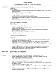 Associate Graphic Designer Resume Samples | Velvet Jobs Senior Graphic Designer Resume Samples Velvet Jobs Design Sample Guide 20 Examples Designer Rumes Design Webdesign Via Www Rumeles Image Result For Type Cover Letter Template Valid How To Create A Get Your Dream Job Clear Hierarchy And Good Typography Rumes By Real People Resume Sample 910 Pdf Kodiakbsaorg Freelance Graphic Samples Juliasrestaurantnjcom To Write The Best Awesome