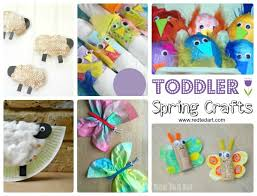 Classic Spring Activities For Toddlers Preschool