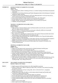 Technical Marketing Manager Resume Samples   Velvet Jobs Best Bilingual Technical Service Agent Resume Example Livecareer Sample Combination Format Valid Midlevel Software Engineer Monstercom Resume For Experienced It Help Desk Employee For An Entrylevel Mechanical Skills Search Result 168 Cliparts Skills 100 To Put On A Genius Non Examples Fore Good Skilles Written Technical List Ideas Resumetopic 42