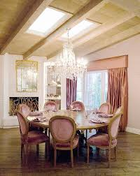 Pink French Dining Rooms