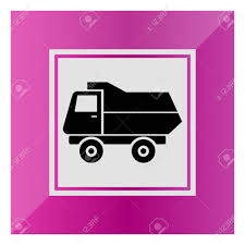 Dump Truck Icon Royalty Free Cliparts, Vectors, And Stock ...
