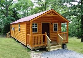 trophy amish log cabins tiny house blog small portable log cabins
