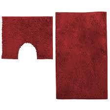 Red Bathroom Mat Set by Shop Rugs U0026 Mats Online U2013 Pasx Uk