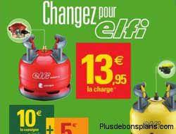 bouteille de gaz consigne remboursement sur la consigne de bouteille de gaz elfi antargaz