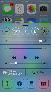 How to Disable Control Center From iOS 7 Lock Screen