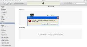 How to Fix iTunes Unknown Error 3194