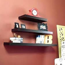 Decorative Metal Wall Shelves Rustic