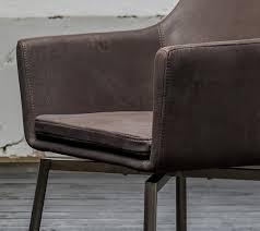 kawola stuhl cali sessel stoff esszimmerstuhl creme füße