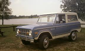 A Visual History Of The Ford Bronco, An American Icon   Feature ... 1973 Ford Bronco Diesel Trucks Lifted Used For Sale Northwest 1978 Custom Values Hagerty Valuation Tool All American Classic Cars 1982 Xlt Lariat 4x4 2door Suv Sold Station Wagon Auctions Lot 27 Shannons 1995 10995 Select Jeeps Inc Will Only Sell Two Kinds Of Cars In America The Verge Modified 4x4 For Sale A Visual History The An Icon Feature 20 Fourdoor Photos 1974 Near Cadillac Michigan 49601 Classics