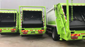 100 Waste Management Garbage Truck 2018 S Sale 12000 Liters China