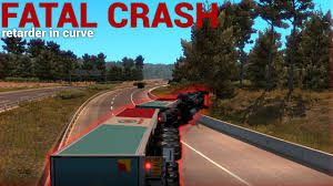 FATAL CRASH! Dont Use Your Retarder In A Curve! American Truck ...
