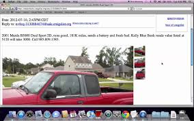 Craigslist New Orleans - Popular Used Cars And Trucks For Sale By ... Craigslist New Orleans Cars And Trucks Awesome With Aid Roll Project Car Hell Governmentgifted Gullwings Edition Bricklin Sv1 Wichita Used For Sale By Private Owner Popular Aaron Robinson Cfessions Of A Slave To And Driver No East Curbed For 2500 Could You See Yourself In This 1989 Suzuki Sidekick Find 1998 Acura Integra With 2006 Bmw 5 Series Looks 2014 Harley Davidson Street Glide Motorcycles Sale Update Pics More Vehicle Scams Google Wallet Ebay Twenty Images