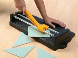 how to cut and install tile around obstacles how tos diy