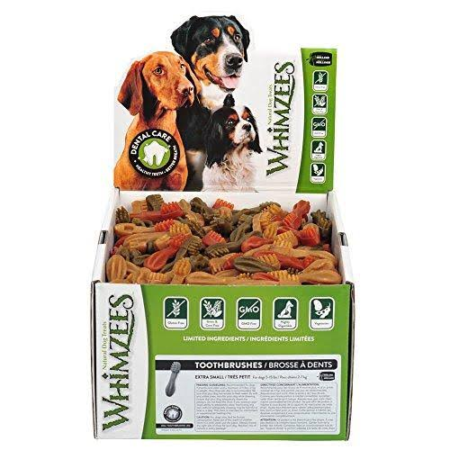 Paragon Whimzees Toothbrush Star Dog Treat - X-Small