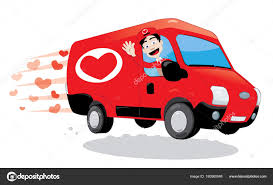 Vector Cartoon Representing Funny Courier Driving Delivering Red Van ... Iveco Daily Lambox Courier Truck Lamar Fed Ex Courier Truck Stock Photos 3 D Service Delivery Icon Illustration 272917331 Sa Country Couriers Regional Aussiefast 1979 Ford Sales Folder Showing Sending Deliver And Photo Nfreight Snapped Up By Dx Group Commercial Motor Falls Into Sinkhole In Ballarat Cbd Photos The Btg Transport Freight Logistics Taxitruck Hawkesbury 2017 Year Of The 1 Ab 247 Same Day Logistics 3d Service Delivery Isolated On White