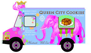 Queen City Cookies -- Cincinnati, Ohio | Cincinnati / N. Kentucky ... Food Truck Wraps Graphics Wrap Cost How A Bbq Helped Save Johns Life Trucks Now Popular In Town Wvxu Rochester Ny Awesome Taste Of Ccinnati Oh Loveland Rally In Oh Roll On Dayton Roaming Hunger 20 New Photo Cars And Wallpaper Food Truck To Help Stem Senior Hunger Diocese Of Oakland July 4th Dtown Yelp Columbus Ohio Cool Wrap Designs Brings Lovely The Original Bites Mini Donuts