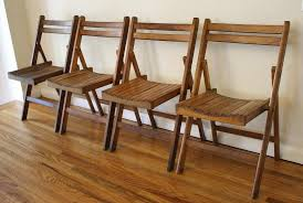 Antique Folding Chairs 1 | Picked Vintage
