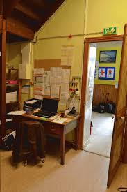 bureau de la directrice chateau solignac