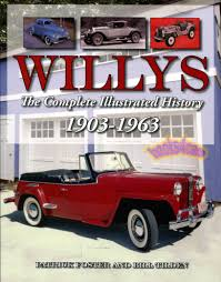 100 Cars And Trucks Ebay WILLYS BOOK FOSTER TILDEN HISTORY ILLUSTRATED CAR TRUCK JEEP EBay
