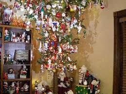Upside Down Christmas Tree Inspiration Of Small Decorated Trees Download By SizeHandphone
