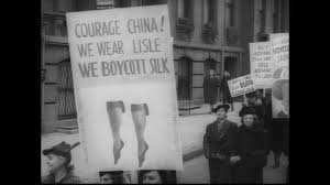 bureau style york bureau for aid to china protest york city