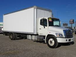 100 Moving Truck For Sale 2013 Used HINO 268 26ft Box With Lift Gate At Industrial Power