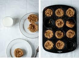 vegane apfelmus muffins
