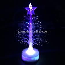 Tabletop Fibre Optic Christmas Tree by Fiber Optic Mini Christmas Trees Fiber Optic Mini Christmas Trees