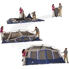 Ozark Trail 10 Person 2 Room Instant Cabin Tent - Walmart.com Tents 179010 Ozark Trail 10person Family Cabin Tent With Screen Weathbuster 9person Dome Walmartcom Instant 10 X 9 Camping Sleeps 6 4 Person Walmart Canada Climbing Adventure 1 Truck Tent Truck Bed Accsories Best Amazoncom Tahoe Gear 16person 3season Orange 4person Vestibule And Full Coverage Fly Ridgeway By Kelty Skyliner 14person Bring The Whole Clan Tents With Screen Room Napier Sportz Suv Room Connectent For Canopy Northwest Territory Kmt141008 Quick C Rio Grande 8 Quick