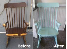 Drab To Fab: How To Refinish A Rocking Chair | My Silly Squirts Grandpas Rocking Chair Brightened Up For New Baby Nursery Future Restoration Pictures Rahns Fniture Sold Arts And Crafts Childs Refinished The Frosted Gardner West Custom Cartoon Of Chairs The Adventures Mrs Comfortable Rocking Chairs Stock Image Image Of 1970s Vintage Thonet Feigleys Repair Refishing Shop Home Facebook How To Refinish A With Stain Stencils Wingback Spring Chair Refinished New Cushions Made Upholstered Redo Prodigal Pieces Heirloom Hour 1 Moms Wooden In