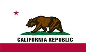 5x8 FT CA California Flag SolarMax Nylon