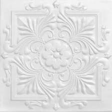 Foam Glue Up Ceiling Tiles by A La Maison Ceilings Circles And Stars Art 1 6 Ft X 1 6 Ft Foam