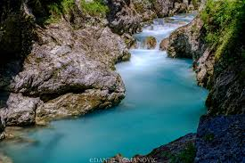 Gorge by All You Need To Know To Visit The Tolmin Gorge Slovenia