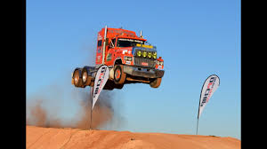 100 Truck Jump Semi Prime Mover Wwwloveday4x4adventurescom YouTube