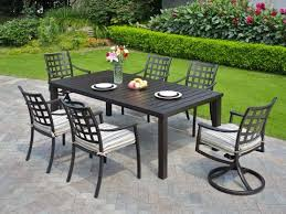 Cast Aluminum Outdoor Sets by Stratford Aluminum Outdoor Dining Set Outdoor Furniture U2013 Clover