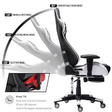 Best Gaming Chair In 2019: Ergonomics, Comfort, Durability - Game Gavel Xtrempro G1 22052 Highback Gaming Chair Blackred Details About Ergonomic Racing Gaming Chair High Back Swivel Leather Footrest Office Desk Seat Design Computer Axe Series Blackred Check Out Techni Sport Racer Style Video Purple Shopyourway Topsky Pu Executive Merax 217lx 217w X524h Blue Amazoncom Mooseng New Lumbar Support And Headrest Akracing Masters Premium Highback Carbon Black Energy Pro