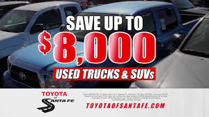Looking For A Used Car In November At Toyota Of Santa Fe | New ... Kelly Auto Certified Preowned Vehicles For Sale In Massachusetts Tires Plus Total Car Care Waukesha Wi Inspirational Enterprise Acura Dealer Ccinnati Unique Sales Used Chapdelaine Buick Gmc Truck Center New Trucks Near Fitchburg Ma Twin City Cars For Sale In Maryville Tn 37801 Cars Welland At Honda 2014 Toyota Tacoma Base 4d Double Cab Boerne Gumtree Olx And Bakkies Cape El Paso Tx Hammond La Ross Downing Chevrolet Camp Pendleton Yard Elegant