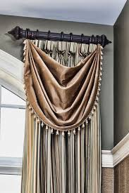 Curved Curtain Rod For Arched Window Treatments by Best 25 Arched Window Treatments Ideas On Pinterest Arched
