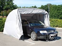 Folding garage portable foldable and flexible car protection