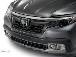 Genuine Honda Ridgeline accessories Factory Honda Accessories