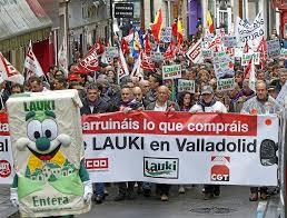 lactalis si e social los sindicatos judicializarán el conflicto en lauki hasta las