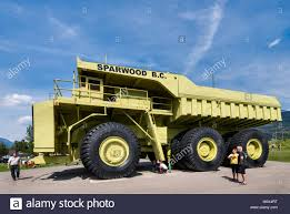 100 Largest Truck Terex Titan Haul Truck For Open Pit Mines At One Time The Largest