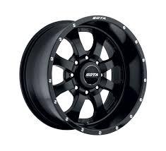 100 Bmf Truck Wheels SOTA Novakane 18x9 6X55 0MM Black BMF Novakane 18x9