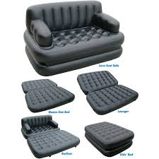 Pure fort 5 in 1 Sofa Bed Black Walmart