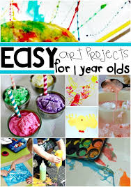 Get In Touch With Your Crafty Side These Amazing And Easy Art Projects For Littlest Artists