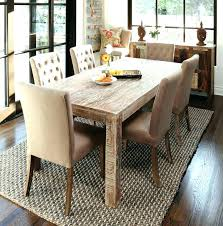 Rustic Dining Chairs Furniture Teak Tables Metal 3 Piece Set
