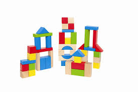 Hape Kitchen Set South Africa by Hape E0409 Maple Block Set E0409